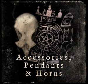 Accessories, Pendants & Horns