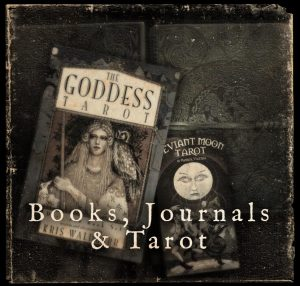Books, Journals & Tarot