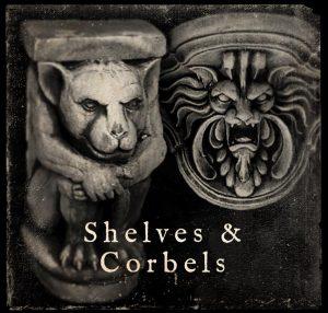 Shelves & Corbels