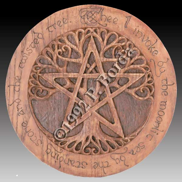 Large Tree Pentacle
